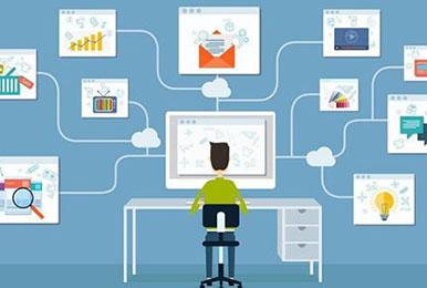 网站建设案例-职业教育培训平台